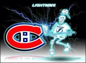 Canadien-Lightning