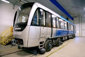 Wagon Azur - STM