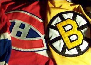 Canadiens-Bruins