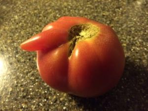 Tomate érotique