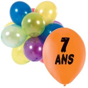 7 ans