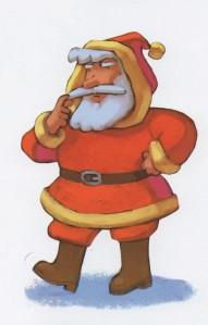 Le père Noël a besoin d'aide
