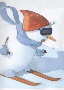 Le royaume des bonshommes de neige
