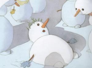 Le royaume des bonshommes de neige001