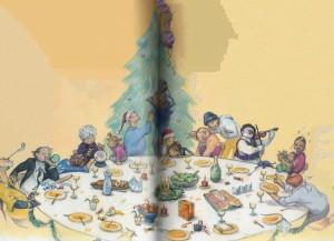 Un Noel dans une drole de famille
