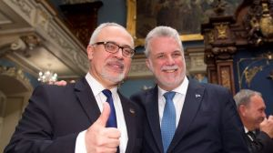 Budget Québec 2015