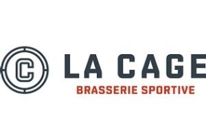 La Cage - Brasserie Sportive (Groupe CNW/Le Groupe Sportscene inc)