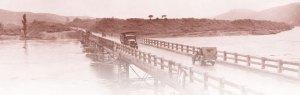 Le pont Teal