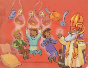 Les jambons de saint Nicolas1